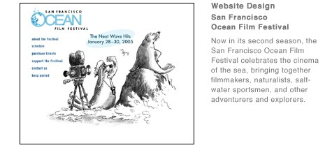 SF Ocean Film Festival website